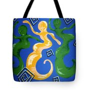 Soul Figures 2 Tote Bag