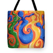 Soul Figures 3 Tote Bag