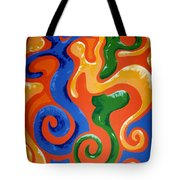 Soul Figures 7 Tote Bag