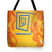 Soul Figures 8 Tote Bag