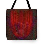 Soul Flames Tote Bag