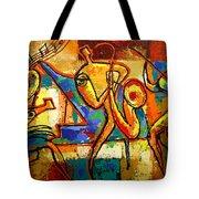 Soul Jazz Tote Bag