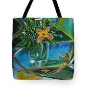 Soul Of A Poet Tote Bag