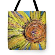 Soul Progress Tote Bag by Annie Young Arts