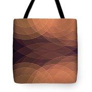 Soul Semi Circle Background Horizontal Tote Bag