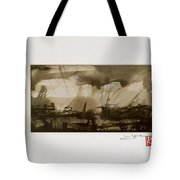 Soul' Shadows Tote Bag