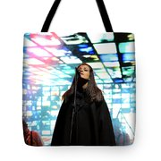 Soul Singing Tote Bag by Milan Mirkovic