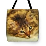 Soulful Eyes Tote Bag