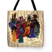 Soulful Sistahs Tote Bag