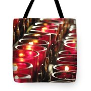 Souls Tote Bag by Diane Greco-Lesser