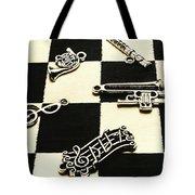 Sound Cheque Tote Bag