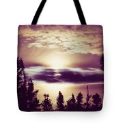Sound Of The Sun Tote Bag
