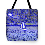 Sound Sailin 3 Tote Bag
