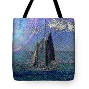 Sound Sailin 5 Tote Bag