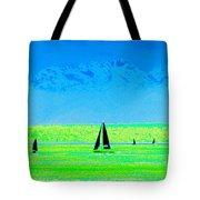 Sound Sailin Tote Bag