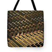Soundboard Tote Bag