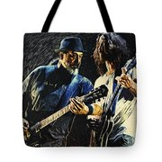 Soundgarden Tote Bag