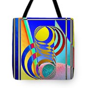 Soundings Tote Bag