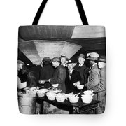 Soup Kitchen, 1931 Tote Bag