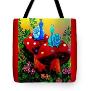 Soupy Snails Tote Bag