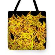 Sour Desire Tote Bag