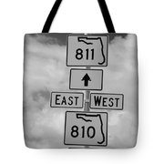 South 811 Tote Bag