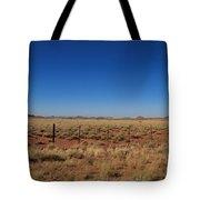 South African Panorama Tote Bag