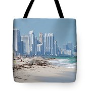 South Beach Baby Tote Bag