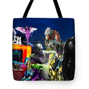 South Beach Tote Bag by Jean raphael Fischer