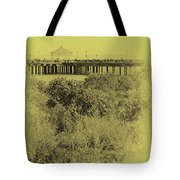 South Beach Pavilion Tote Bag