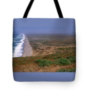 South Beach Tote Bag