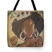 South Carolina Queen Tote Bag