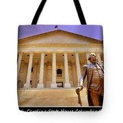 South Carolina State House Columbia Sc Tote Bag