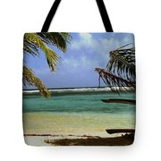 South Caye Belize Tote Bag
