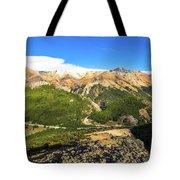 South Chile Patagonia Tote Bag