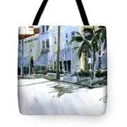 South County Road Tote Bag