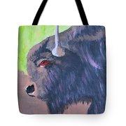 South Dakota Bison Tote Bag