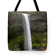 South Falls Of Silver Creek II Tote Bag