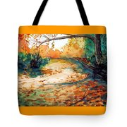 South Field Tote Bag