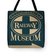 South Florida Railway Museum Tote Bag