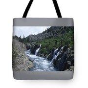 South Fork San Joaquin River Tote Bag