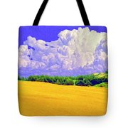 South Forty Tote Bag