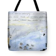 South Jetty Moment Tote Bag
