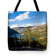 South Lake From Above Tote Bag