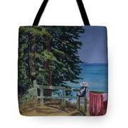 South Lake Tahoe Summer Tote Bag