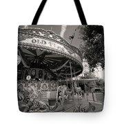 South London Carousel Tote Bag