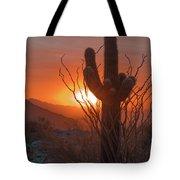 South Mountain Tote Bag