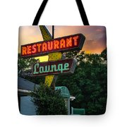 South Of The Border Tote Bag