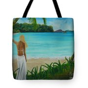 South Pacific Dreamin Tote Bag