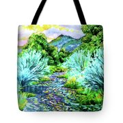 South Platte River  Tote Bag